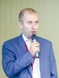 Станислав Рыбалко, руководитель направления беспроводных технологий CompTek